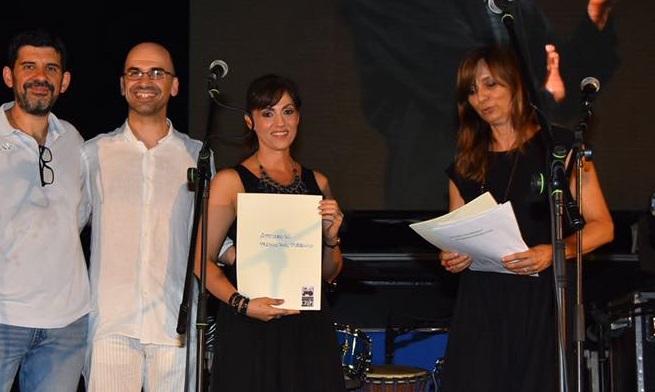 DITA DI DAMA vince il PREMIO DEL PUBBLICO al Festival Cervi